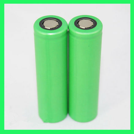 New arrivalling!!! 2013 best selling 3.7v cylinder lithium ion battery 30ah for sony 18650 1600mah battery