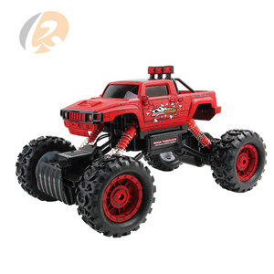 2.4GHz transmitter power rock through high speed rc car from china