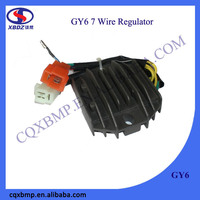 Motorcycle Parts 50cc 150cc GY6 AC Voltage Regulator /Scooter Perferance Parts Regulator Rectifier Manufactures