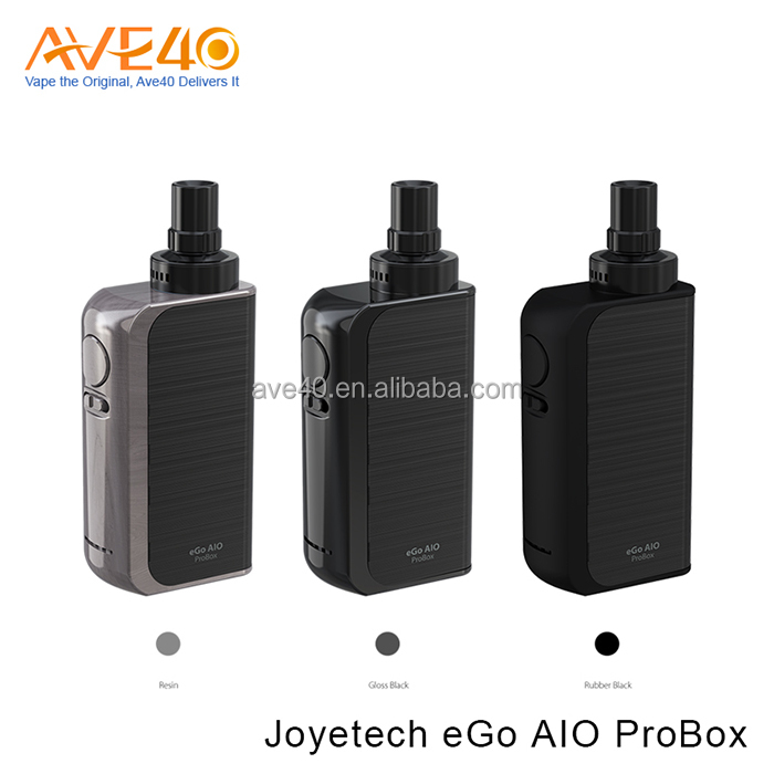 Ave40 New Arrival TC kit Authentic Joyetech eGo Aio ProBox 2100mah Kit