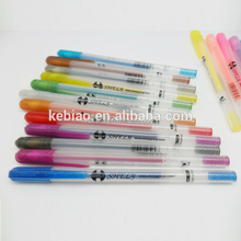 Factory Price High Quality Colored Gel Pens Set As Birthday Gift