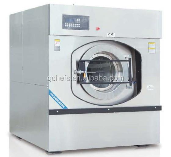 Made in China industrial laundry equipment/ laundry wahsing machine Full Automatic Washer Extractor (50 kg)