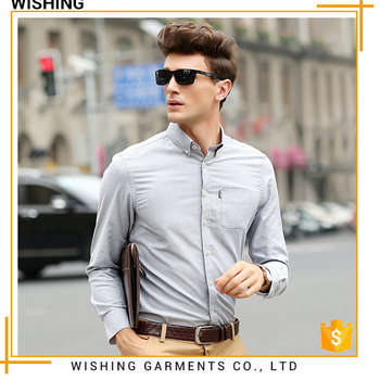 Factory supplier men's dress mens Itay casual office shirts oem men shirt