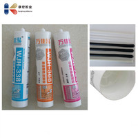 DR840A Neutral Weatherproofing Silicone Sealant used to gap filling