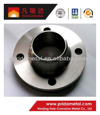 C276 N10276 2.4819 large bore spade hastelloy flanges