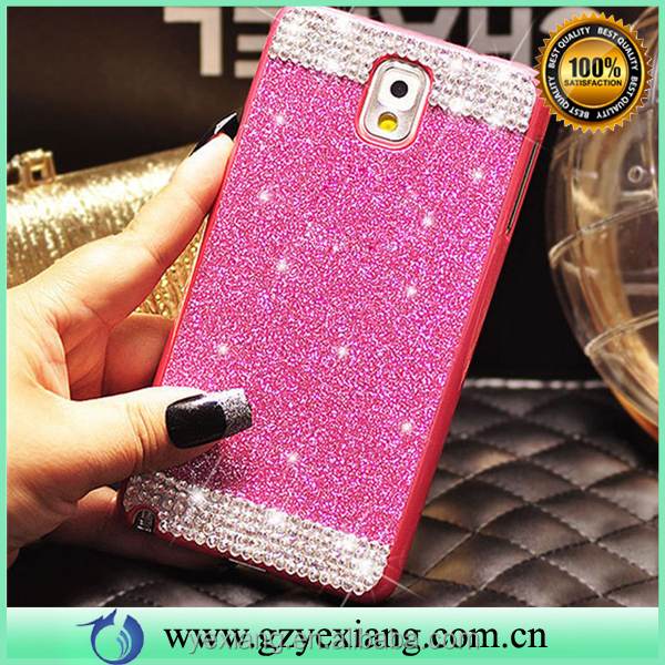 2016 trending products shining acrylic protective case cover for Samsung galaxy s6 cell phone back cover