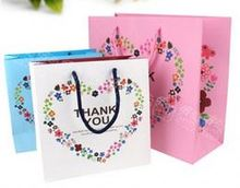 20 years factory top quality custom artwork gift bag shop