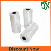 High quality plastic PVC film blue plastic shrink wrap film with excellent printing