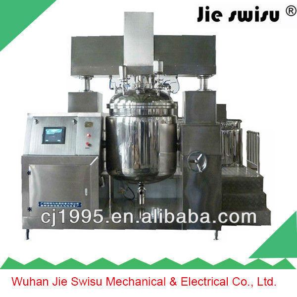 SUS316 dermovate cream making machine