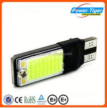 high power COB led festoon bulbs canbus cob led t10 light.