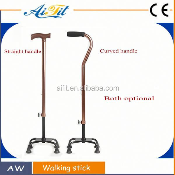 Hot China Products Wholesale elderly/patient/disabled health care antique wooden walking canes