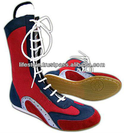 boxing shoes custom made boxing shoes genuine leather boxing shoes wrestling