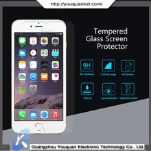 Mobile phone accessories for iphone6 tempered glass,for iphone 6 glass screen protector