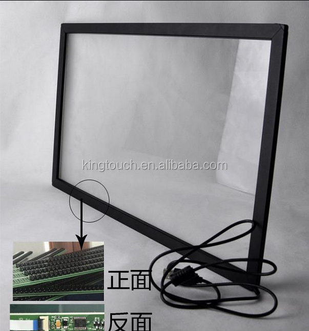 Cheaper Price 50 Inch Infrared IR touch Screen frame for lcd monitor or PC