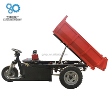 LC used hino electric dump truck tricycle / new electric dumper cargo truck price