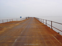steel bridge construction equipment