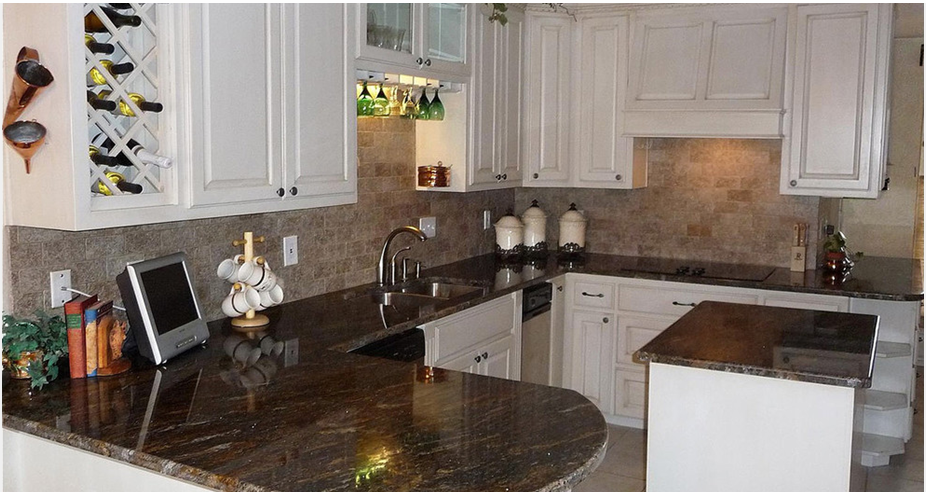 Factory Wholesale Cheap Precut Kitchen Granite Countertops