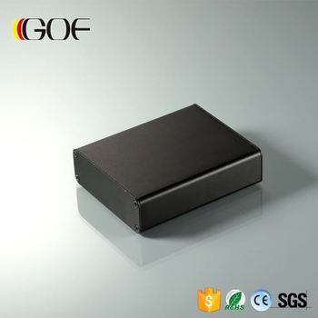 (w*h*d)84*28*95metal case enclosure for centralized controller aluminum enclosure extrusion