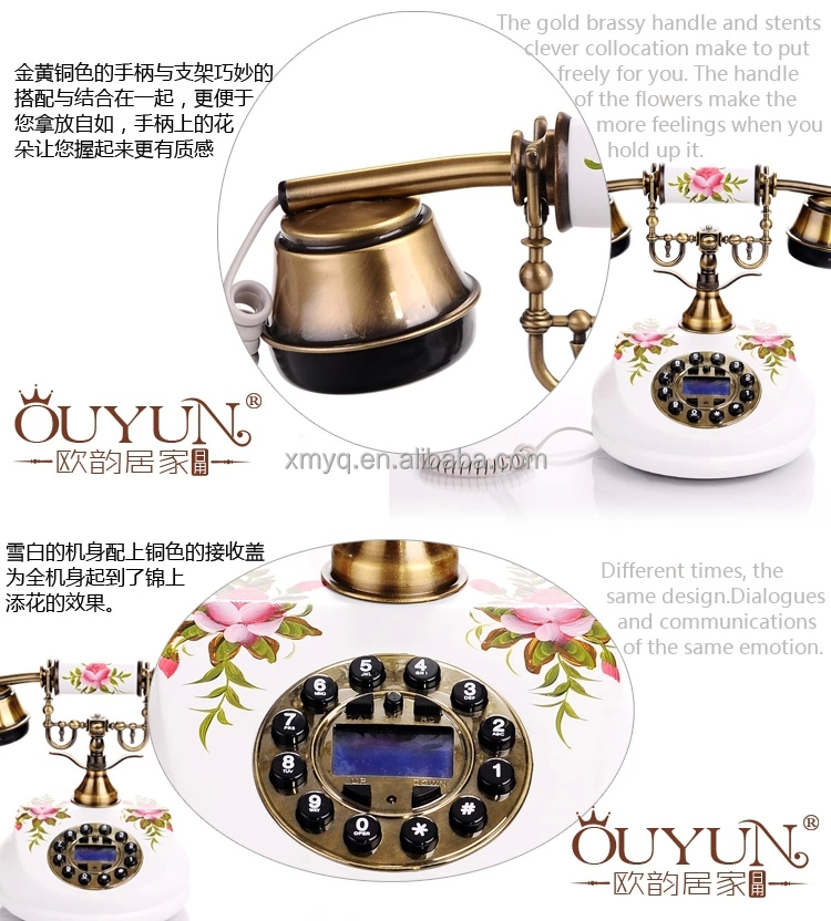 China Antique Reproduction Telephones For Sale