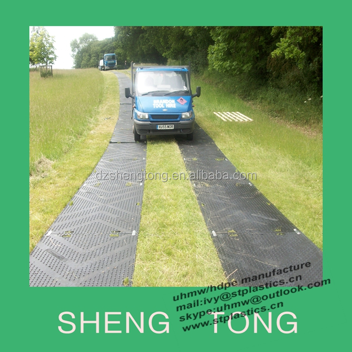 Selangor Darul Ehsan heavy duty ground mats Protects Established Lawn for sale