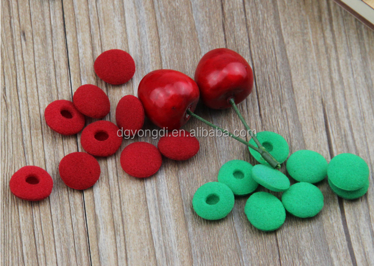Polyurethane soft and colorful Microphone Earphone Sponge