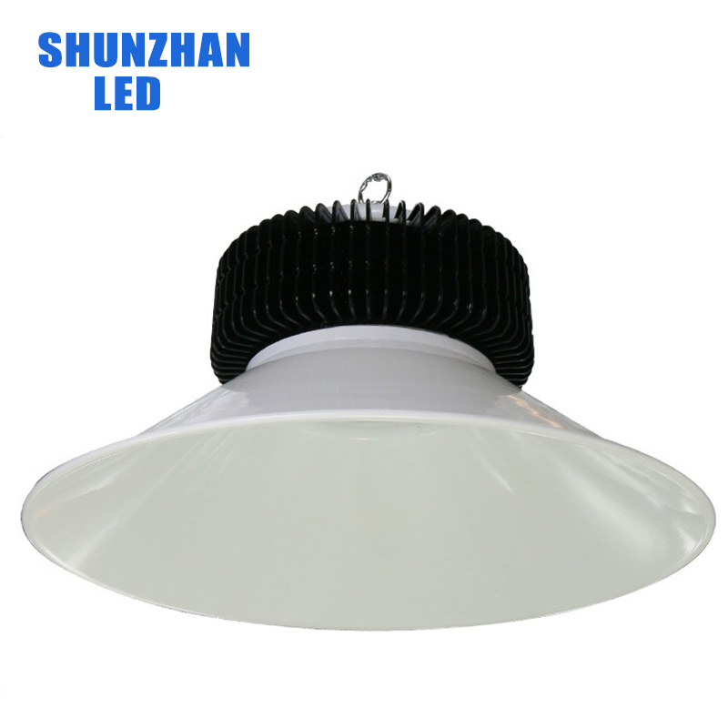 Zhongshan High Lumen SMD Chips Warehouse Industrial 250w 100w 150w 200w LED High Bay