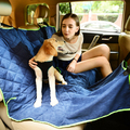 Colorful Pet Car seat cover