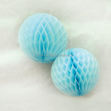 Tissue Paper Honeycomb Ball Chinese Round Balls for Wedding Birthday Party Decorations
