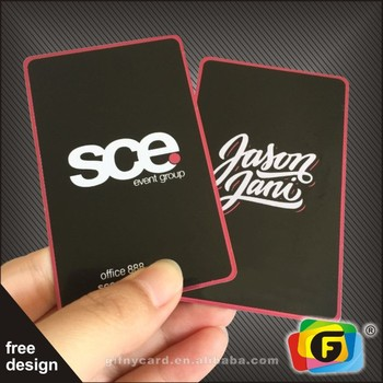 High Quality Metal Craft Gift Business Card