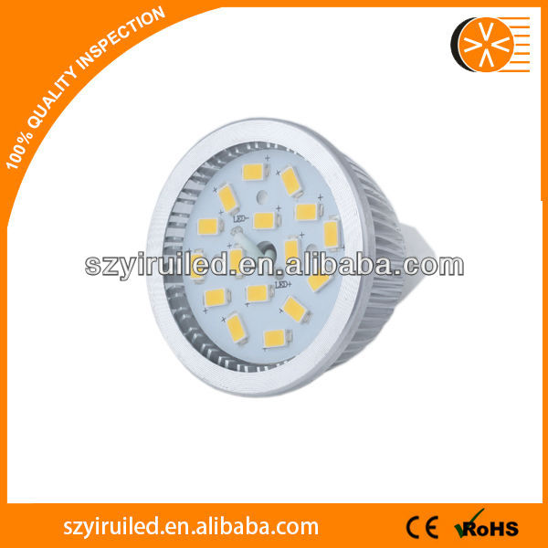 DC 12V Gu4 LED with 50000hours lifespan 12v led gu4 mr11 led