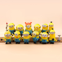 DIHAO despicable me minion,despicable me minion action figures,custom movie action figure