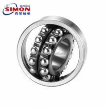 China Supplier Cheap Self Aliging Ball Bearing 1217 Self Aliging Ball Bearing