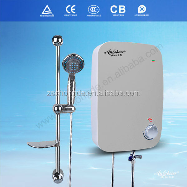 Top Quality Style Hot New Imports Instant Shower Water Heater