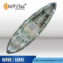 SANJ New design PC Clear See Through Kayak/Canoe for Sale