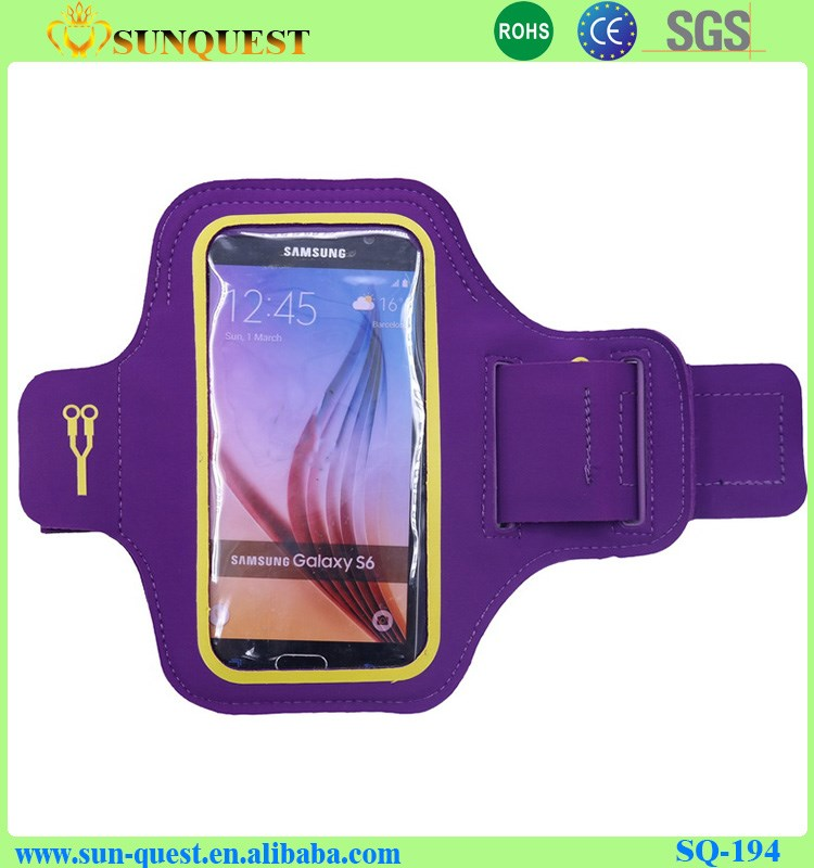 Sport Fitness Walk Gym Running Jogging Armband Case Cover Pouch Various Phones Shenzhen Factory