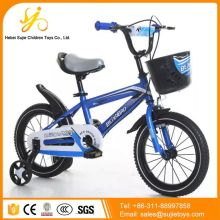 2017 cheap price children bicycle for 10 years old child / four wheel baby bike / kids bike carbon frame