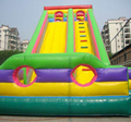 Hola yellow inflatable slides/inflatable water slide for sale