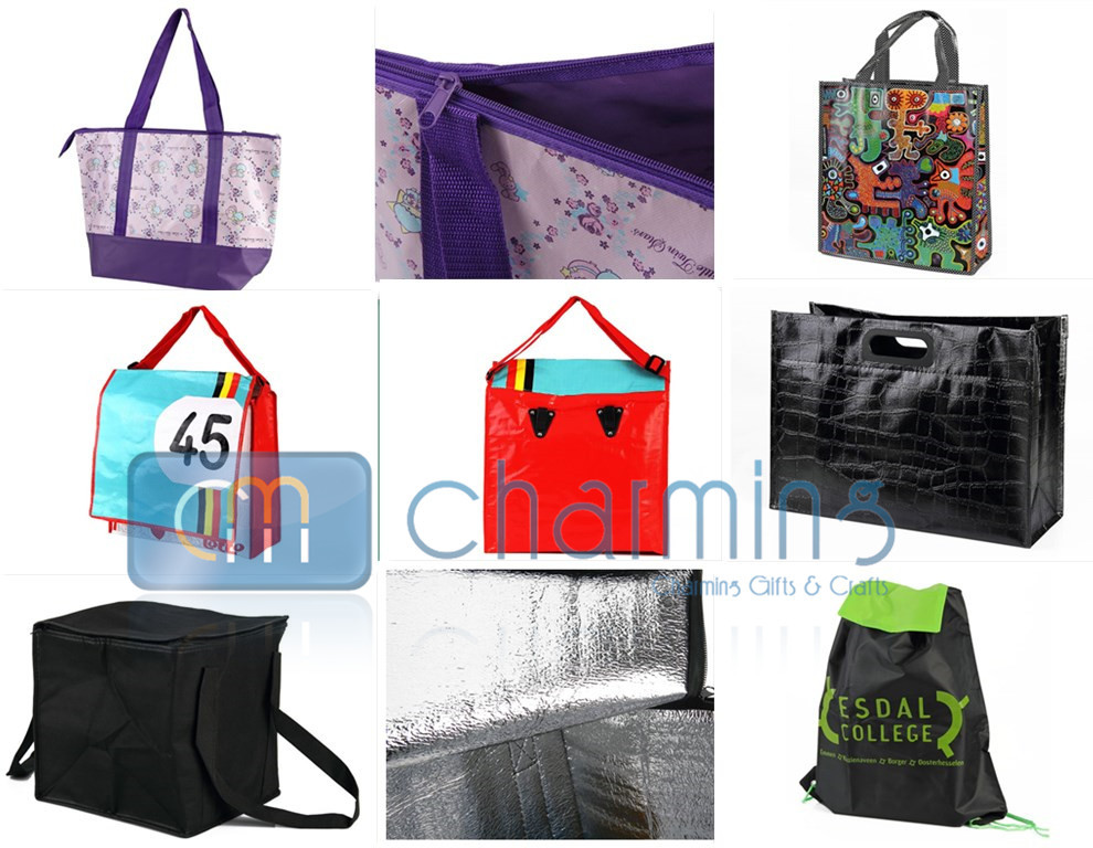 Foldable Wholesale Polyester Cute Tote Bag