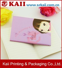 customized professional decorating scrapbook cover manufacturer in China