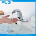 FLG bathroom brass automatic sensor basin sensor faucet