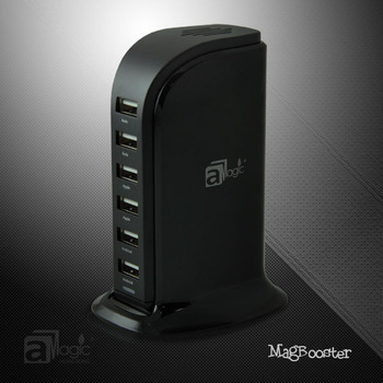 auto voltage 40W mobile high output Ultra Fast USB Charger