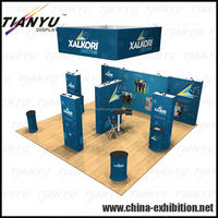 high quality customized exhibition model