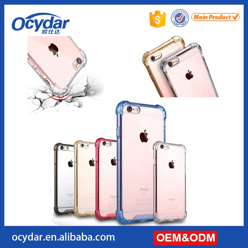 Preminum Quality Shockproof Crystal Hard Case for iPhone 7, Many Models Available