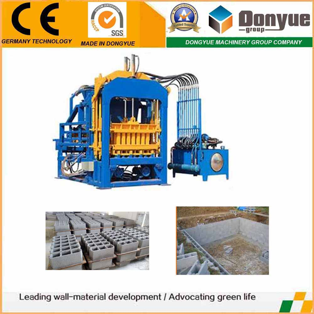 import china products cement bricks wall manufacturing machine concrete block making machine price
