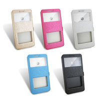 Bulk Items Full Coverage Protective Silk Texture Horizontal Flip Solid Color Leather Mobile Phone Case