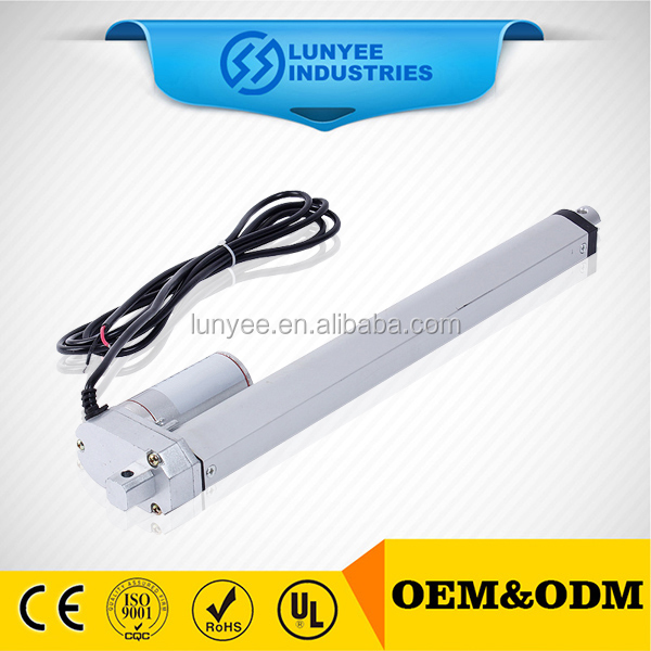 Electric Linear Actuator for Car Brake System 1000N