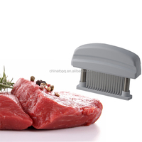Stainless Steel Blade Meat tenderizer,meat needle