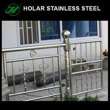 Stainless steel modern house gate designs