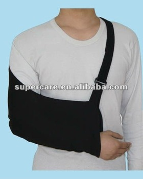 Arm sling,pouch arm sling,orthopedic product