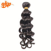 100 percent india two tone human remy bohemian hair weave